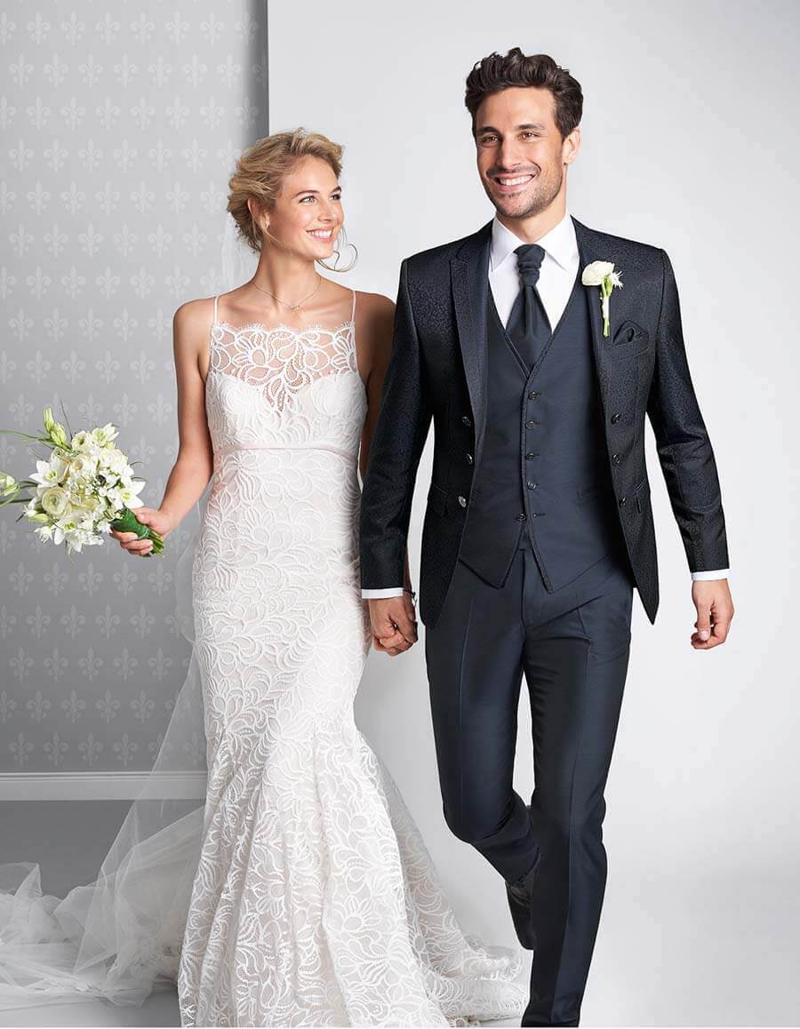 Tziacco by Wilvorst Hochzeitsanzug