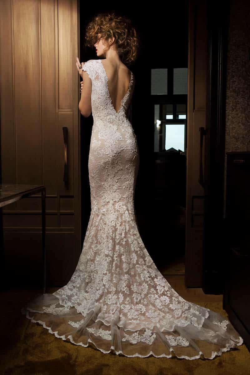 Brautkleid Breite Hüften
