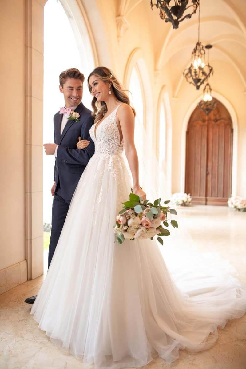 Tüll und Tränen Stella York Brautkleid