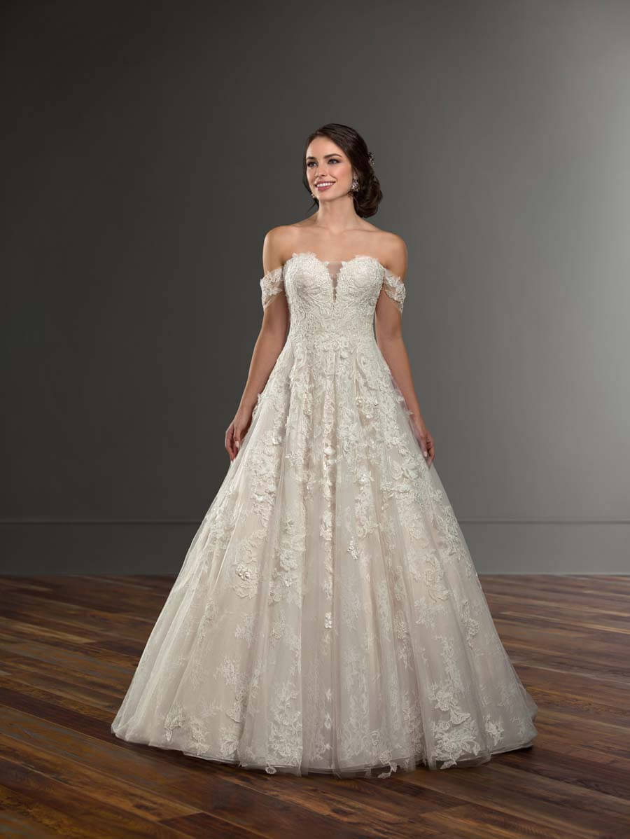 Princess Brautkleid Martina Liana