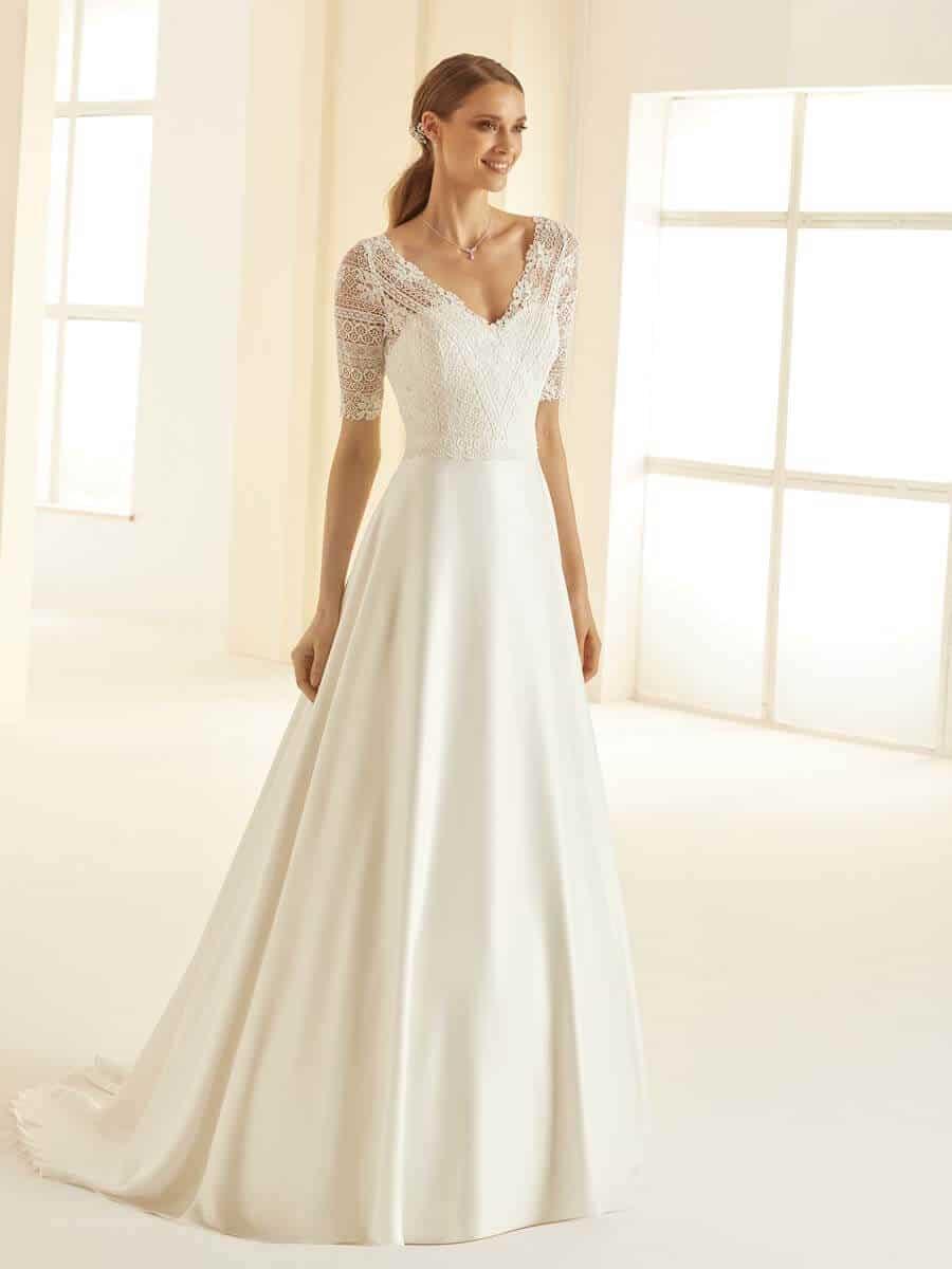 Bianco Evento Brautkleider - hochzeitsrausch Brautmoden