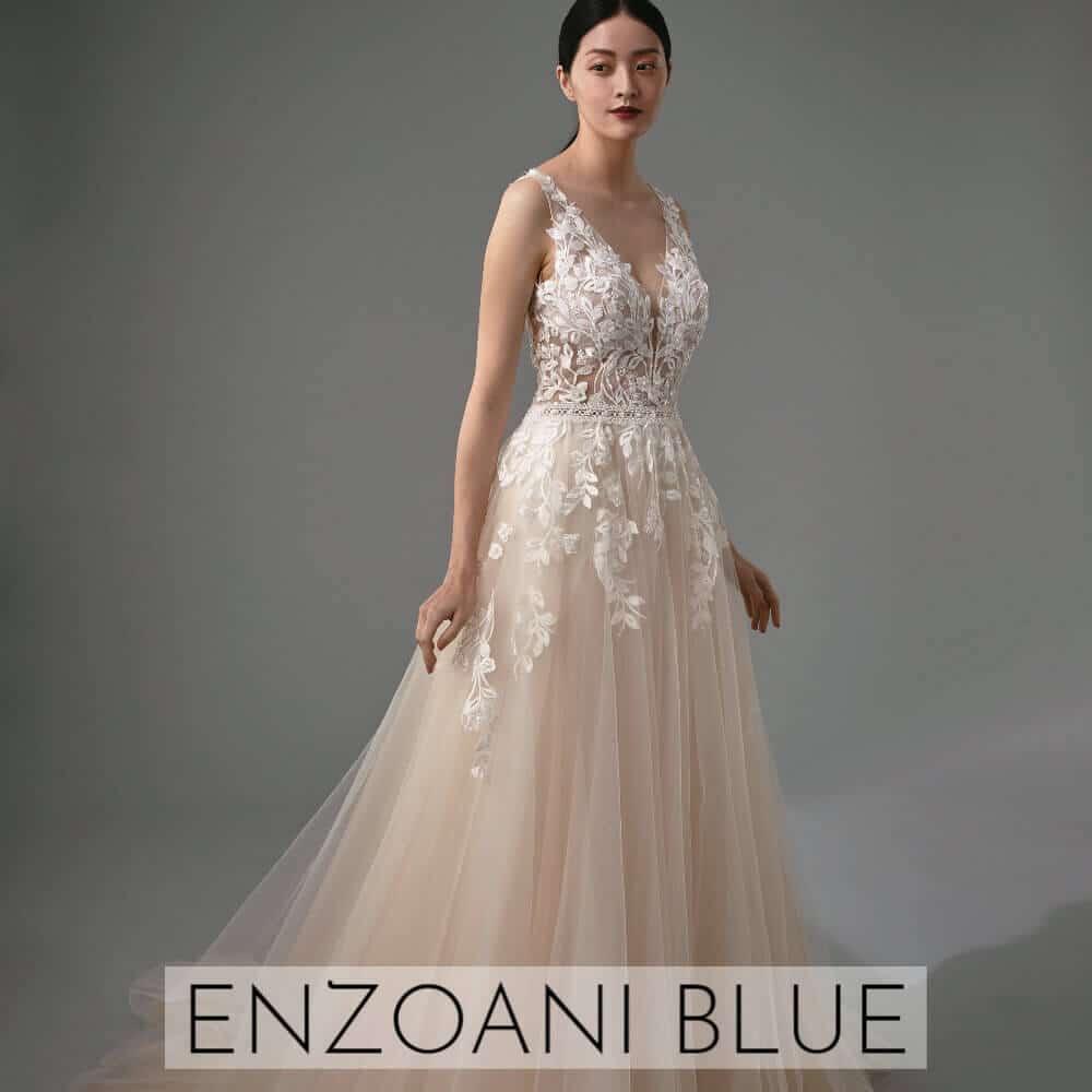 Blue by Enzoani