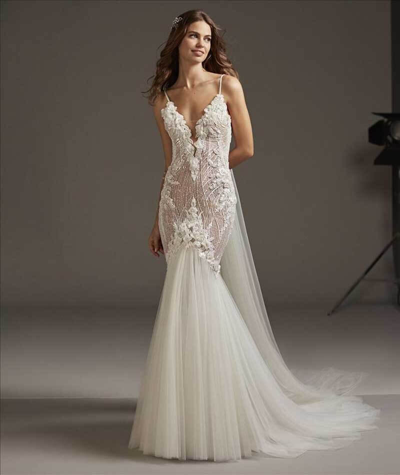 Pronovias Brautkleid Galatea