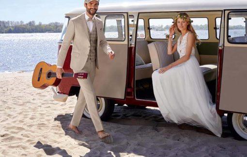 Vintage Hochzeitsanzug Atelier Torino||Angela Bianca 1010
