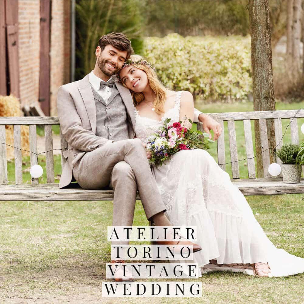 Atelier Torino Vintage Wedding