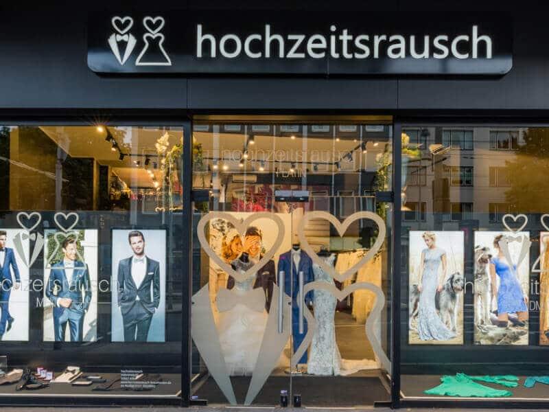 hochzeitsrausch Brautmoden - Brautkleider Köln