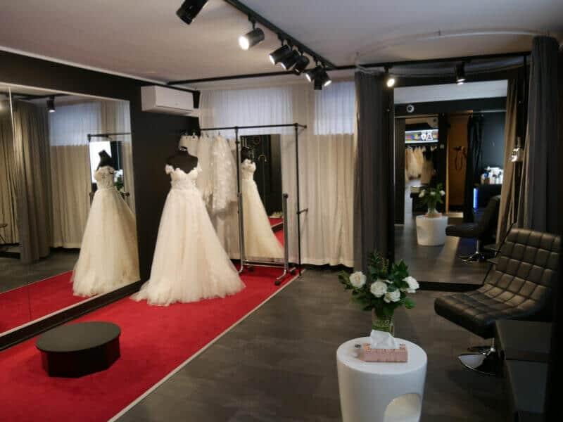 hochzeitsrausch Brautmoden Köln - Flagship Store - Premium