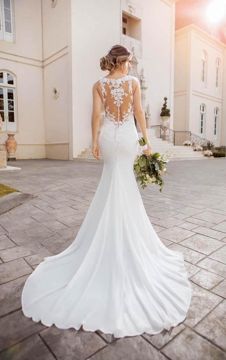 Fit and Flare Brautkleider - hochzeitsrausch Brautmoden