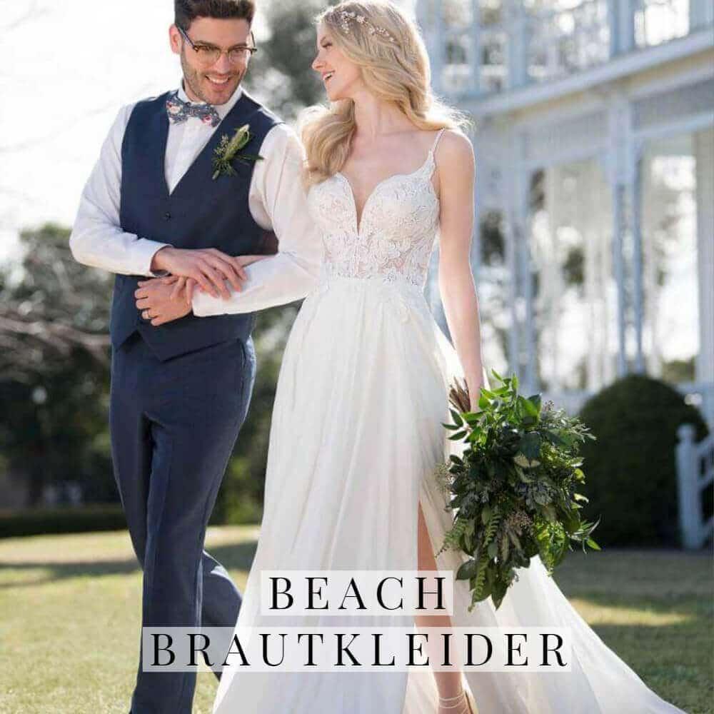 Beach Brautkleider