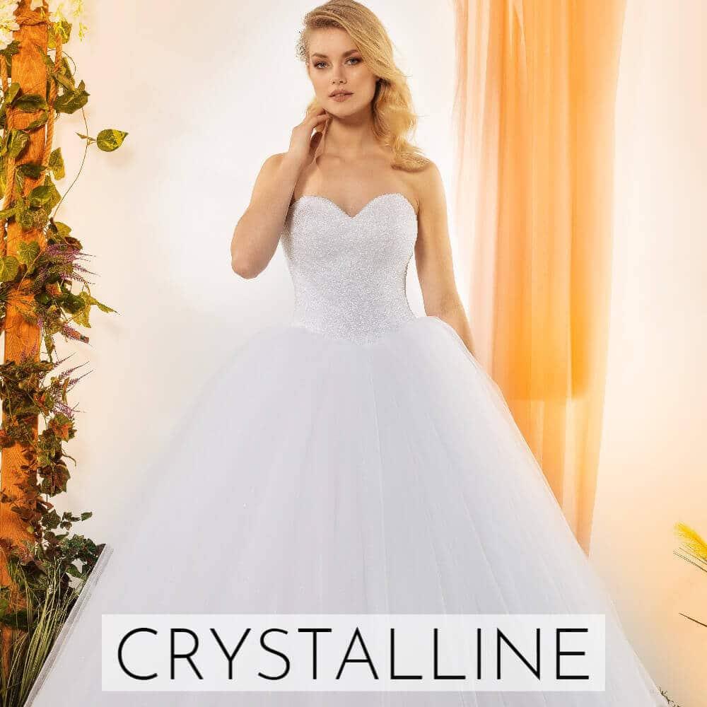 Crystalline Bridals