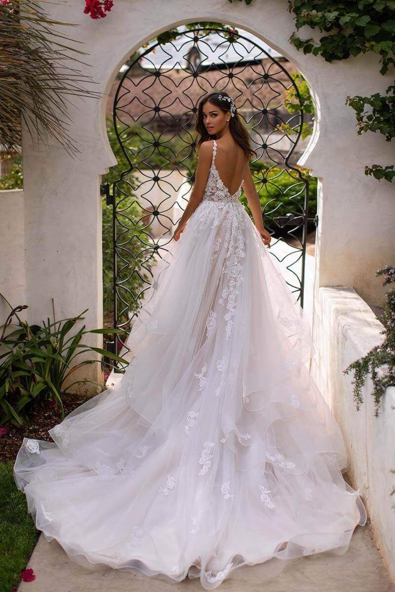 Moonlight Bridal Brautkleid H1394