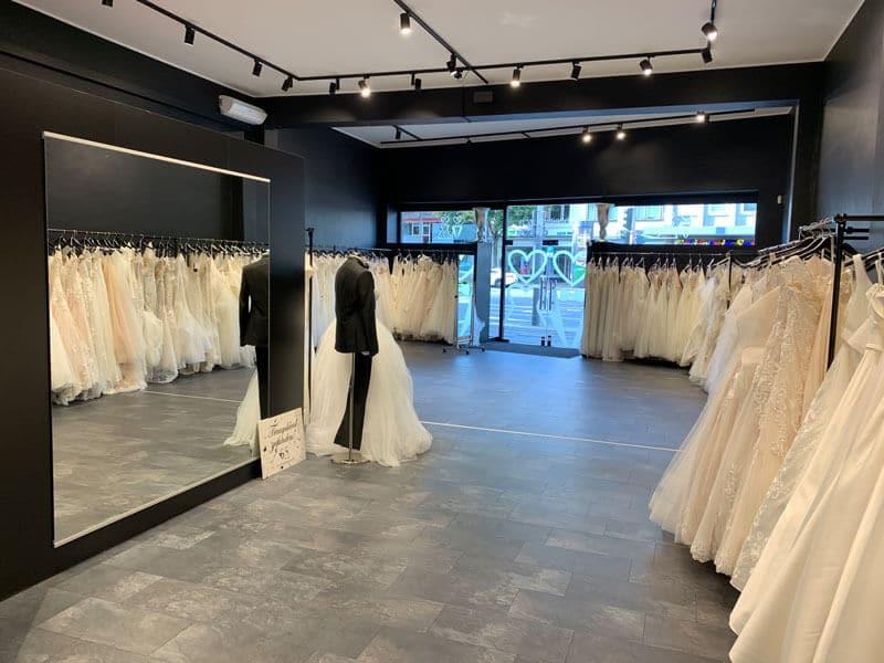 hochzeitsrausch Brautmoden Köln - Shop2