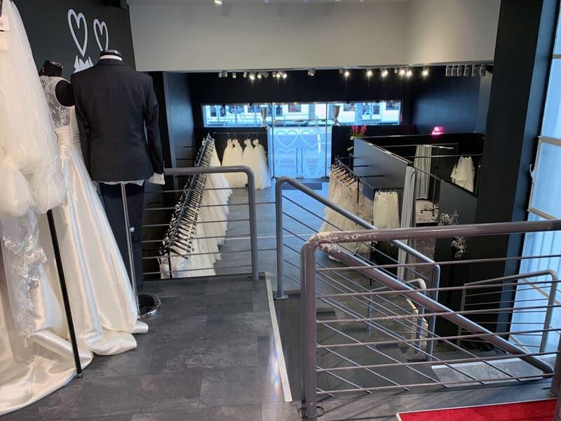 hochzeitsrausch Brautmoden Köln - Shop1