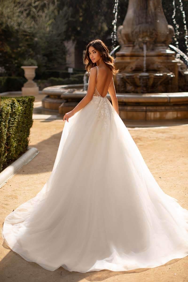 Moonlight Bridal Brautkleid J6741