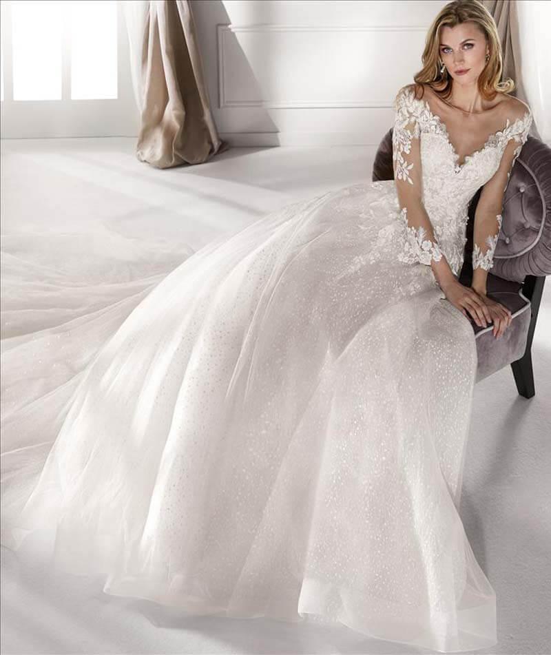 Nicole Spose Brautkleid
