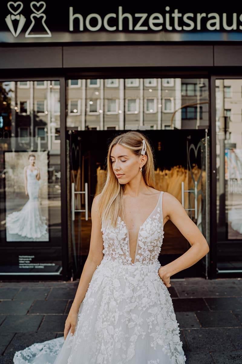 Brautkleider VIP-Shopping