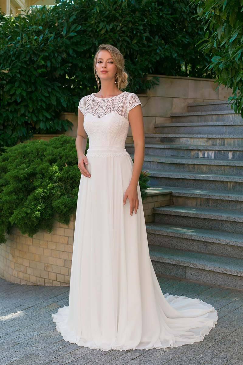 Günstige Brautkleider Angela Bianca