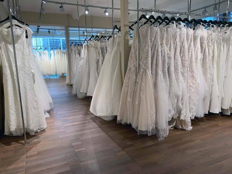 hochzeitsrausch Brautmoden Frankfurt