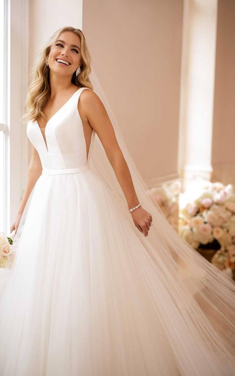 Princess Brautkleider hochzeitsrausch Brautmoden