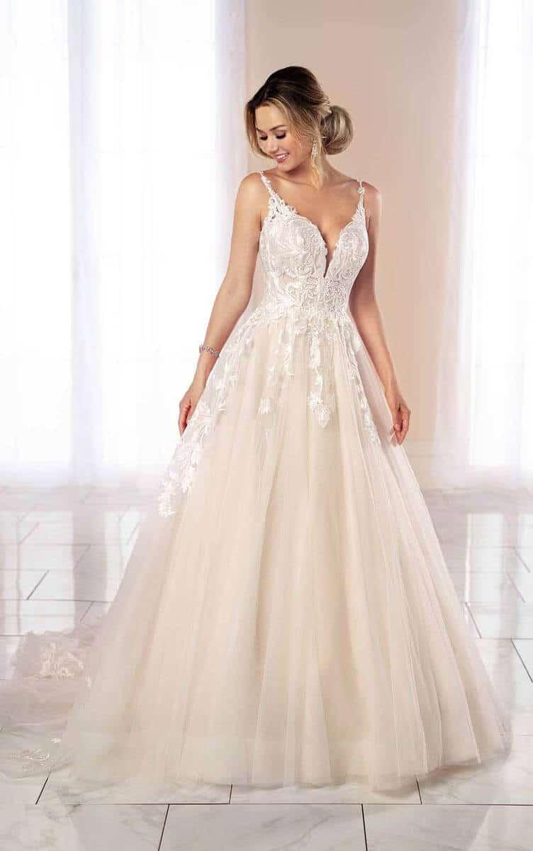 Blush Brautkleider hochzeitsrausch Brautmoden
