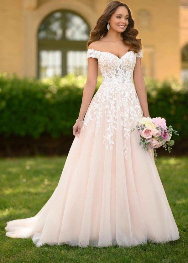 Klassik Brautkleid Stella York 7012