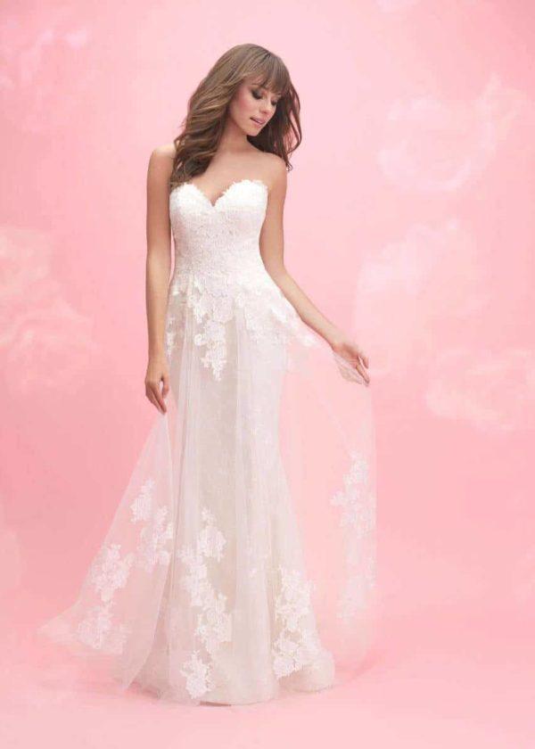 Allure Bridals 3057