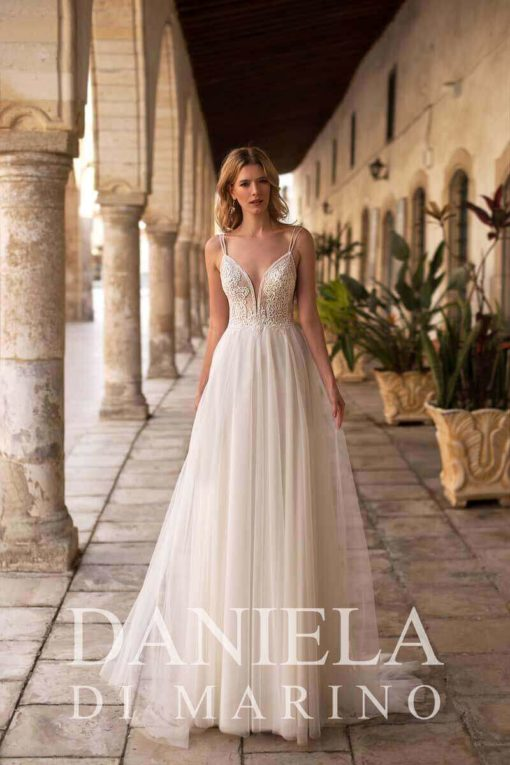 Daniela di Marino Brautkleid Idalia