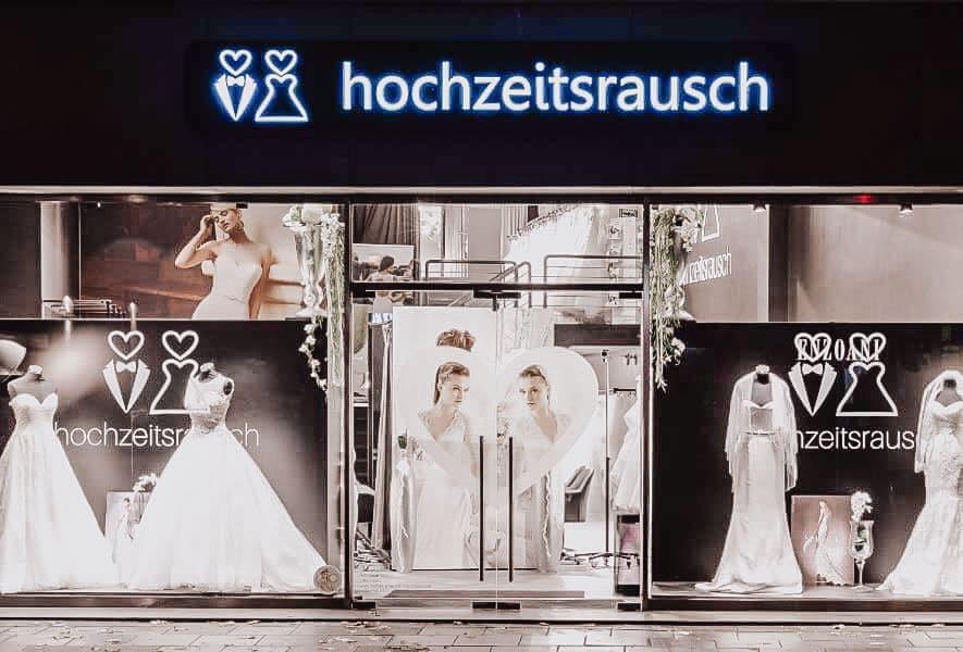 hochzeitsrausch Brautmoden Köln