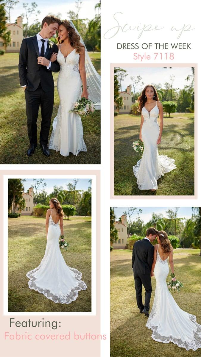 Brautmoden 7118 Stella York