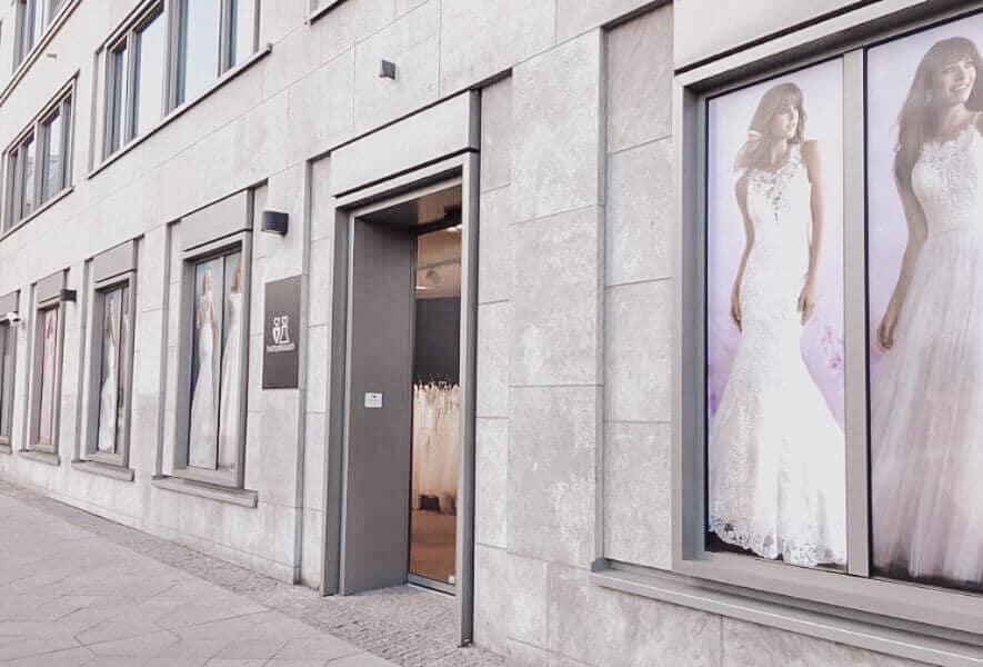 hochzeitsrausch Brautmoden Berlin