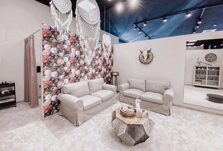 hochzeitsrausch Brautmoden Wiesbaden VIP-Suite