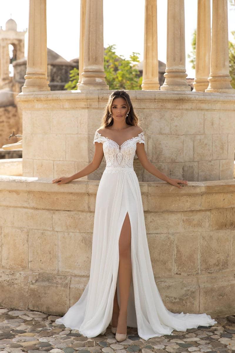 Hochzeitskleid 6305