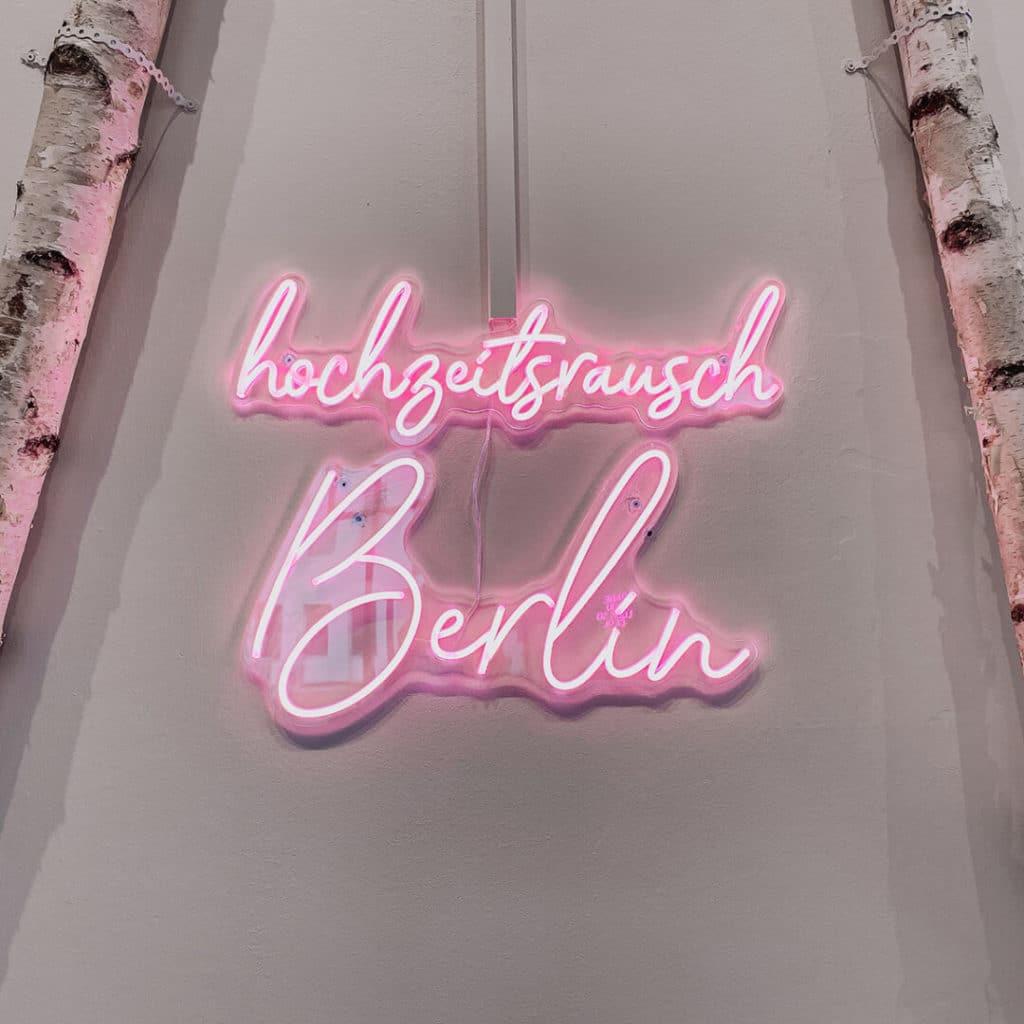hochzeitsrausch Brautmoden Berlin VIP-Suite
