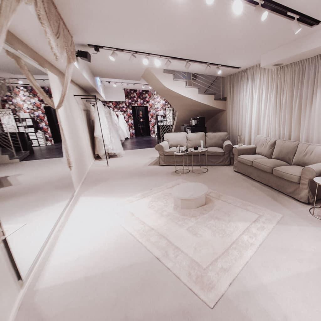 hochzeitsrausch Brautmoden Köln VIP-Suite