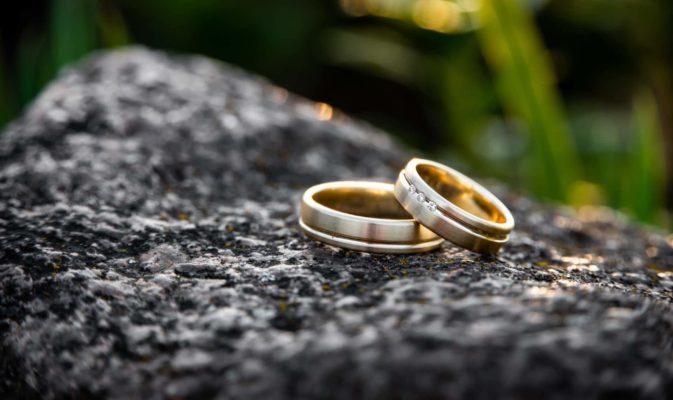 Alltagstaugliche Eheringe