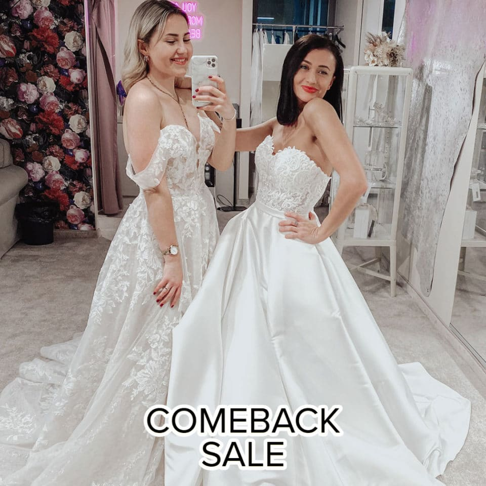 Comeback Sale 3
