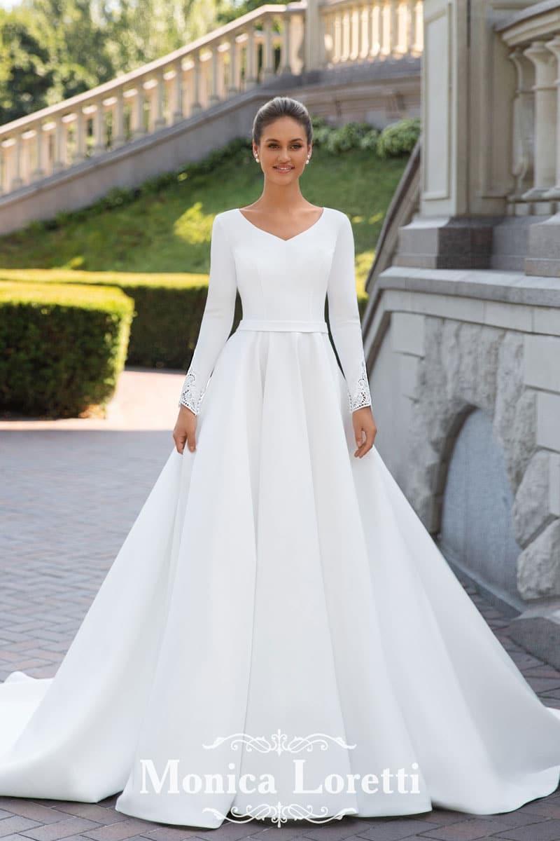 Monica Loretti 8165 - Royales Brautkleid