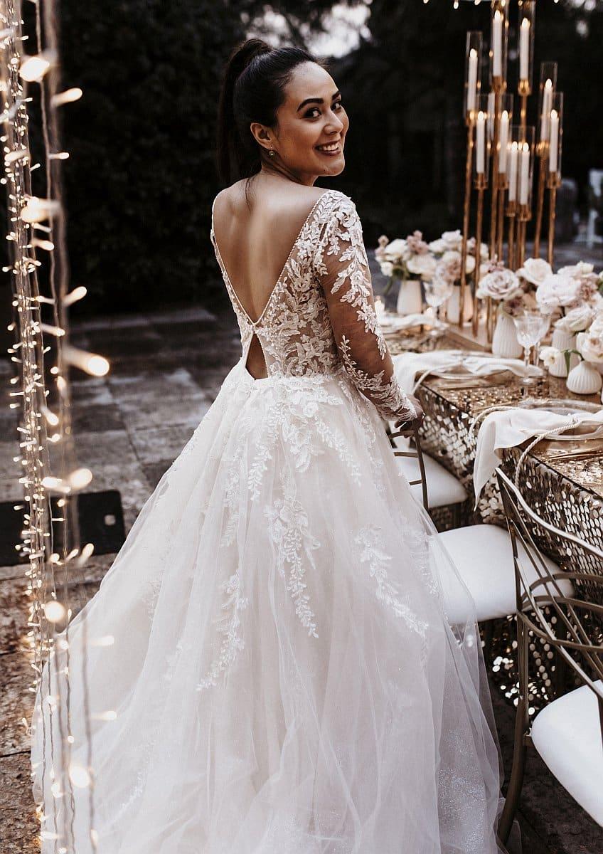 Brautmoden Hochzeitskleider hochzeitsrausch