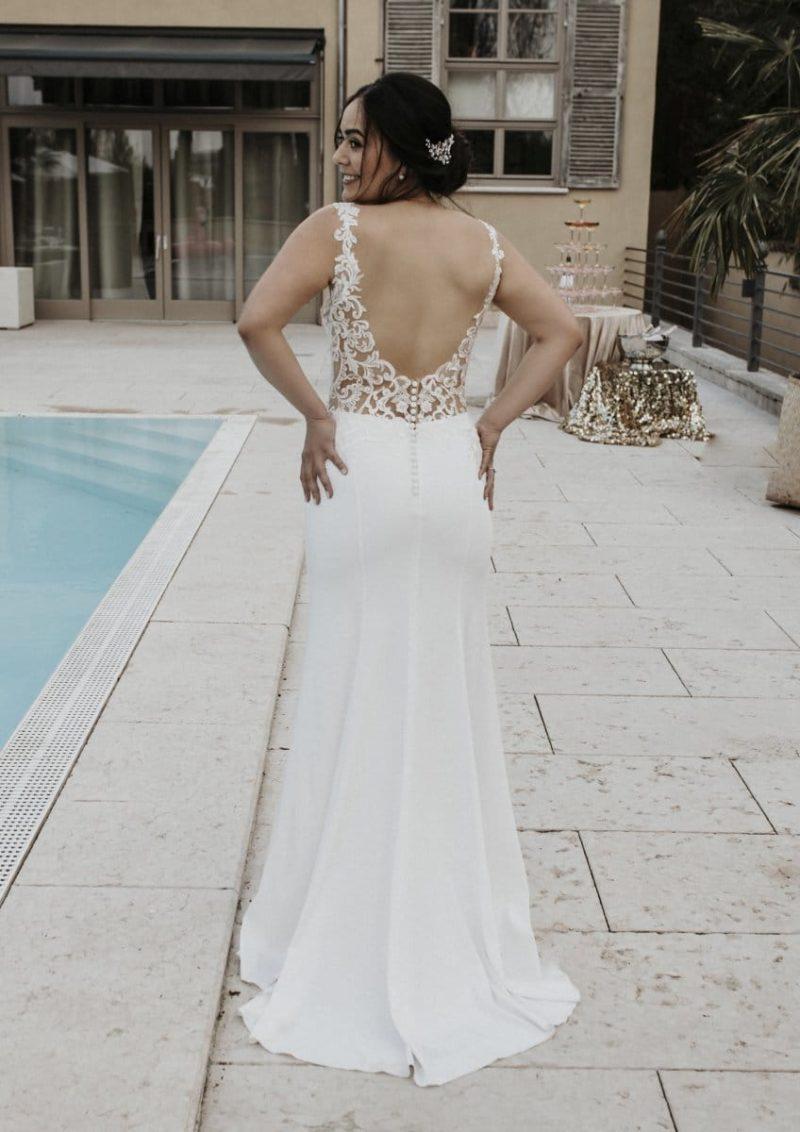 Bridentity Admiration Brautkleid