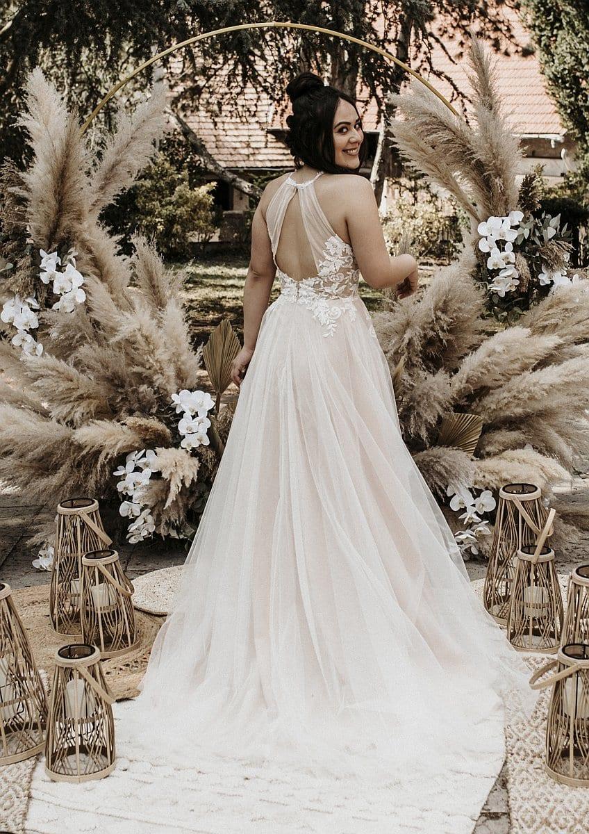 Bridentity Bliss Bohemian GlamBrautkleid