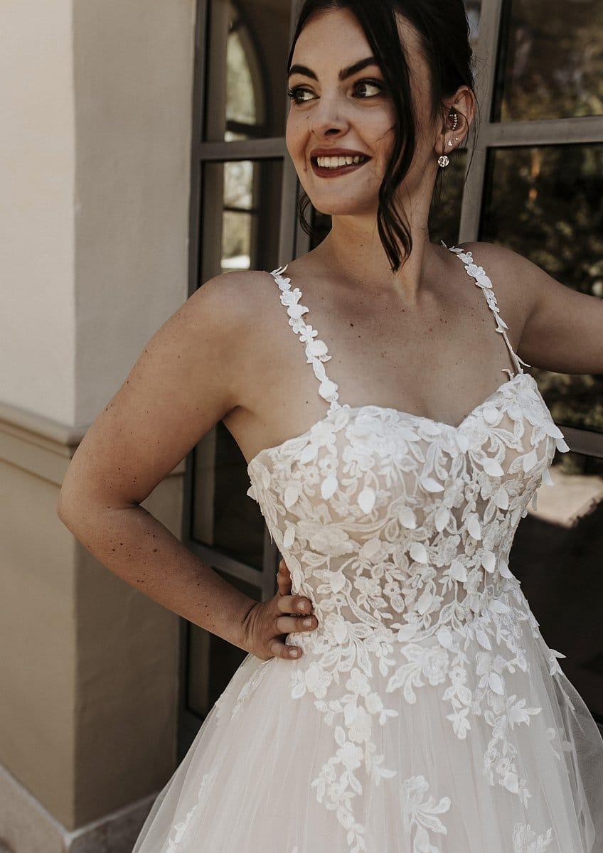 Bridentity Fabulousness Brautkleid by White One