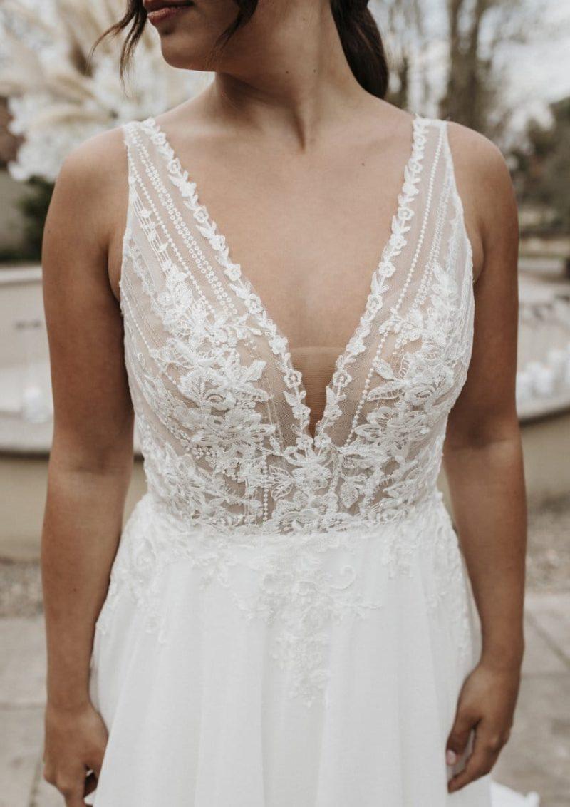 Bridentity Gladness Brautkleid by White One