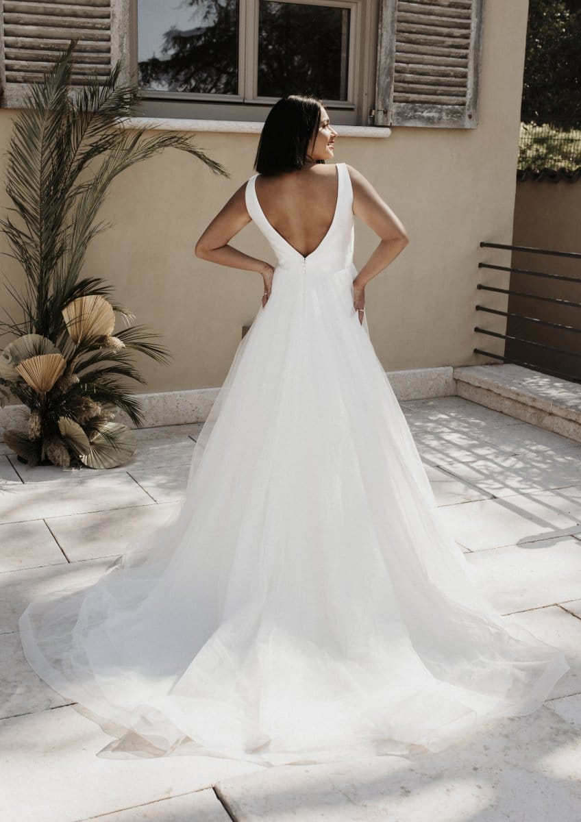 Bridentity Kindness Brautkleid by White One