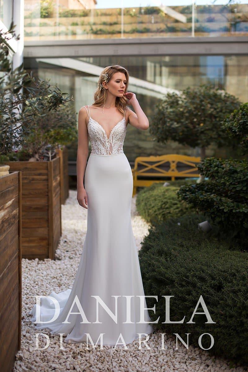 Daniela di Marino Gilberta Brautkleid