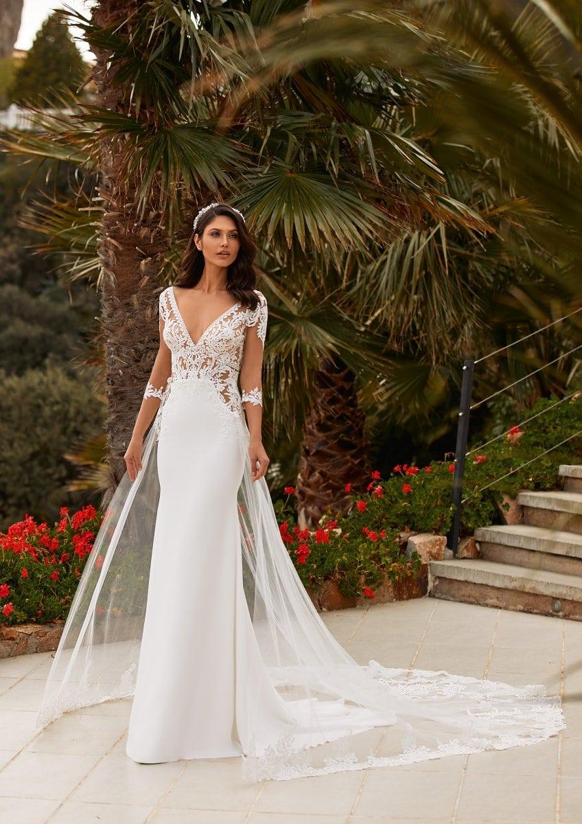 Fit and Flare Brautkleider Hochzeitskleider hochzeitsrausch
