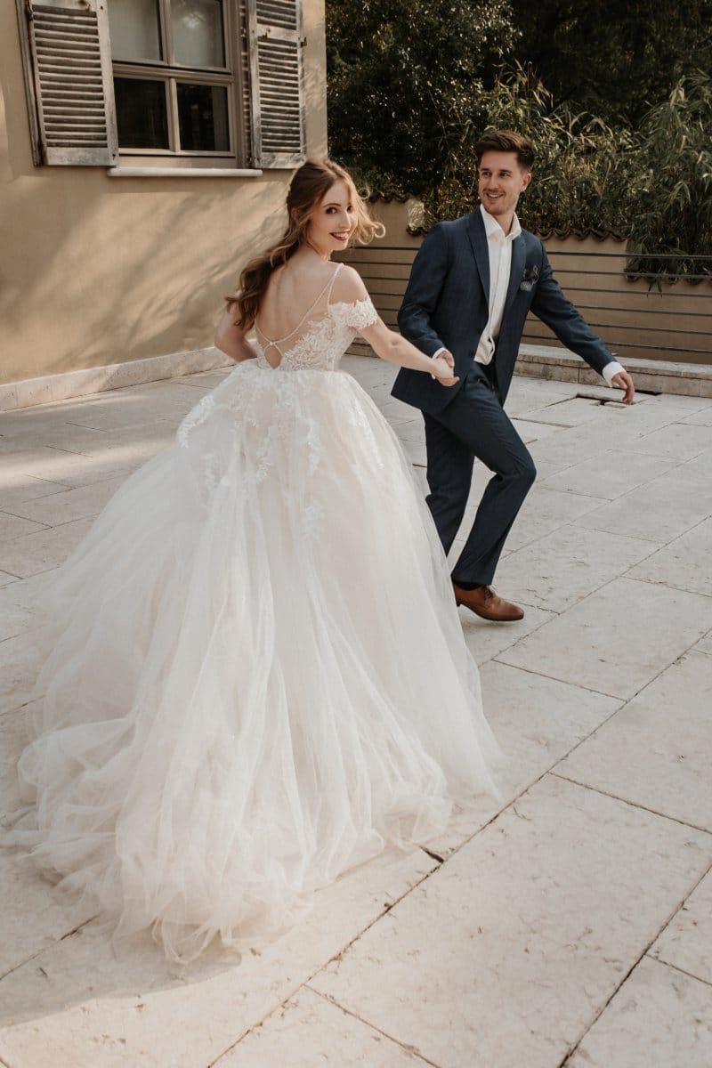 Klassik Brautkleider Hochzeitskleider-