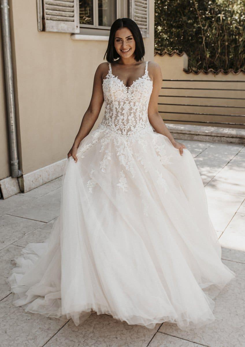 Klassik Brautkleider Hochzeitskleider