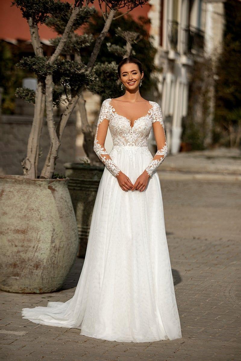 Monica Loretti 8191 Brautkleid
