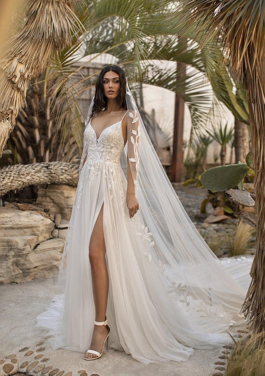 Pronovias Anderson Brautkleid Hochzeitskleid - hochzeitsrausch Brautmoden