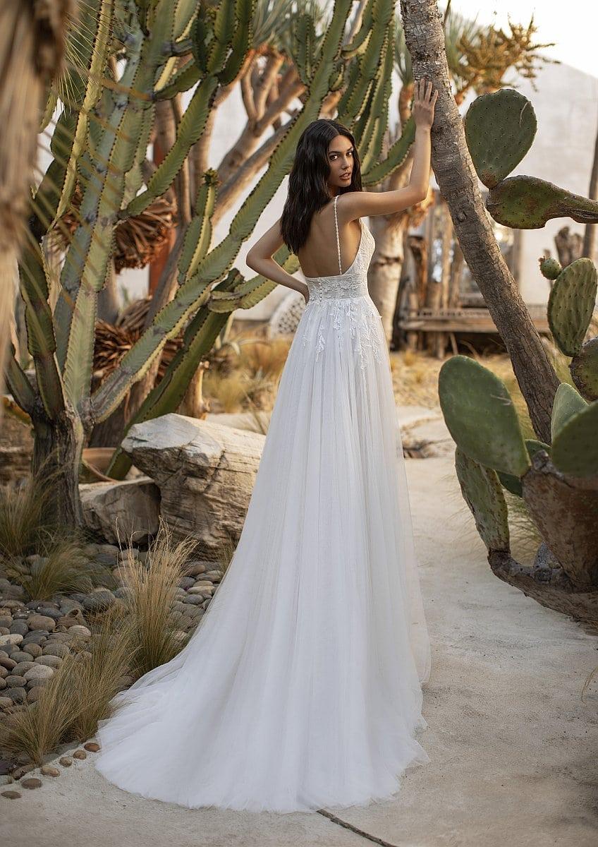 Pronovias Anderson Brautkleid Hochzeitskleid